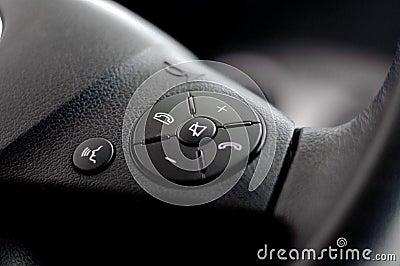 Steering wheel commands