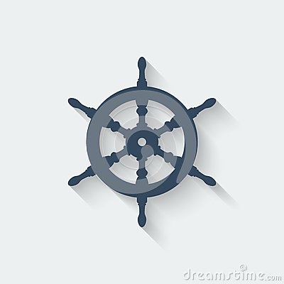 Steering wheel design element
