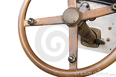 Steering wheel isolation 3rd