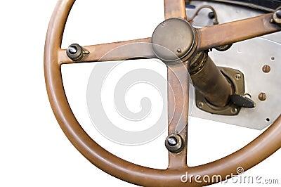 Steering wheel isolation 3rd
