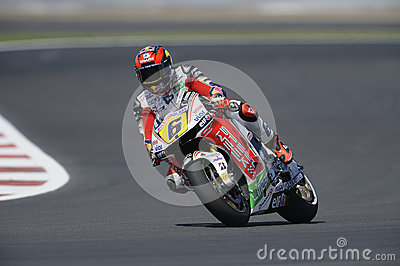 Stefan bradl, moto gp 2012 Editorial Image