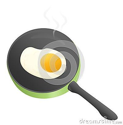 Stekte ägg