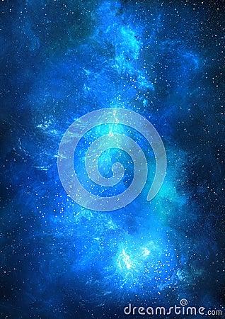 Stellar nebula