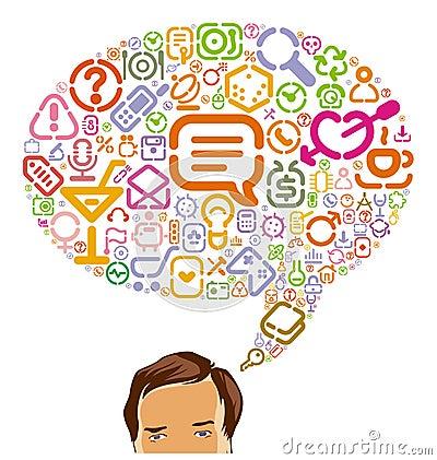 Stencil icons: themes