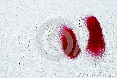 Stencil streaks