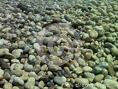 Stenen op de bank van de zwarte zee stock foto 39 s beeld 9046383 - Na de zwarte bank ...