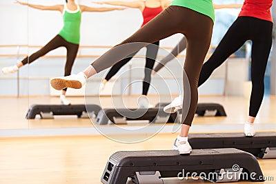 Step Aerobics.