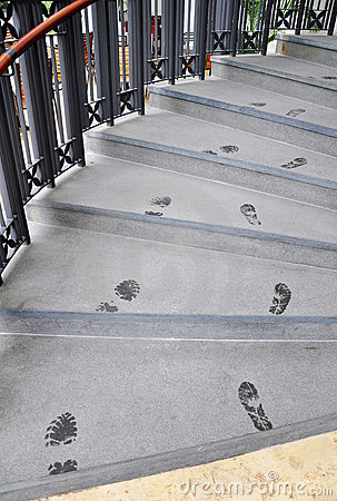Free Step By Step Stock Photography - 20054962