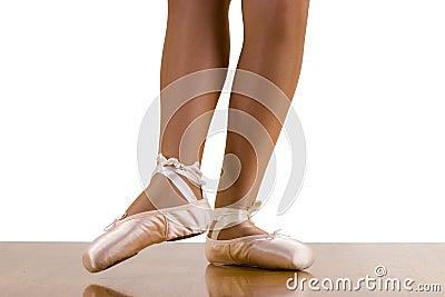 Step Devant Ballet Workout