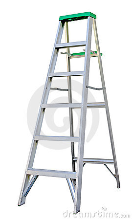 Free Step Ladder Stock Photo - 6458780