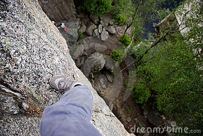 Step out on a Ledge