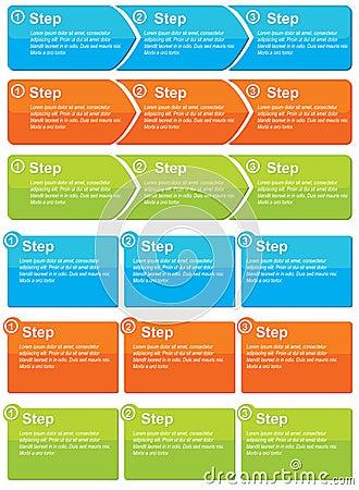 Step Panels