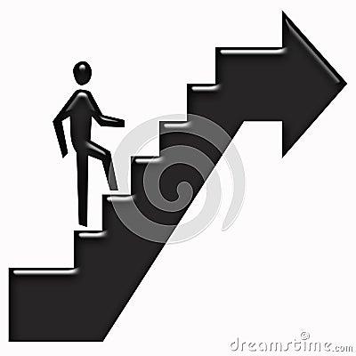 Step symbol