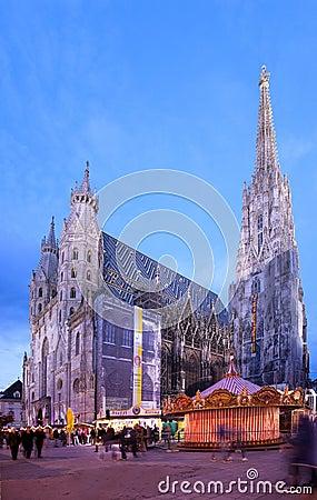 Free Stephansdom In Vienna Stock Image - 25031701