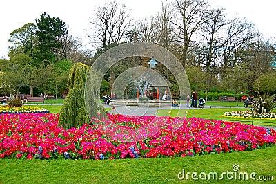 Stephens green park