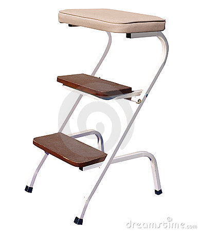 Stepladder Stool