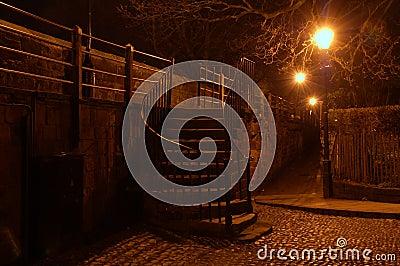 Steps in The Dark
