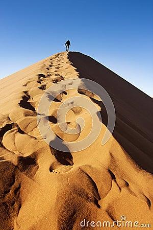 Steps dune