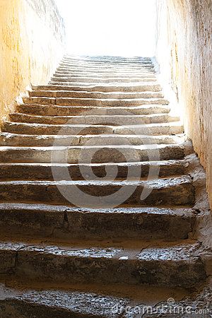 Steps to the light
