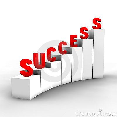 Steps Success Royalty Free Stock Graphy Image