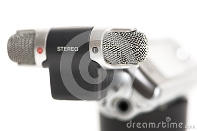 Stereo recorder