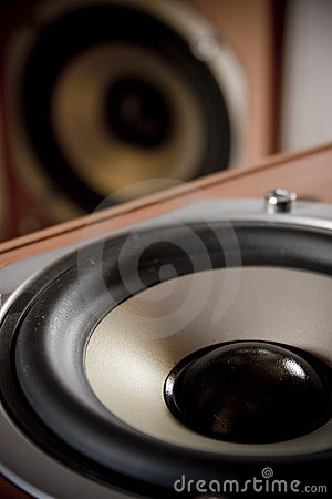 Free Stereo Speakers Stock Photography - 2159542