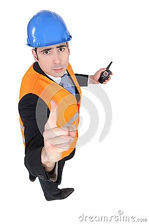 Stern foreman