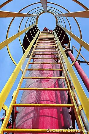 Stern ladder