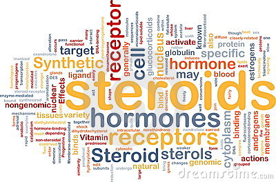 Steroids Hormones Background Concept Royalty Free Stock Photos - Image: 19080008