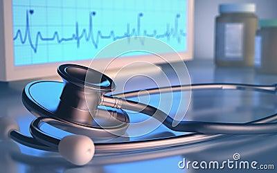 Stethoscope Exam