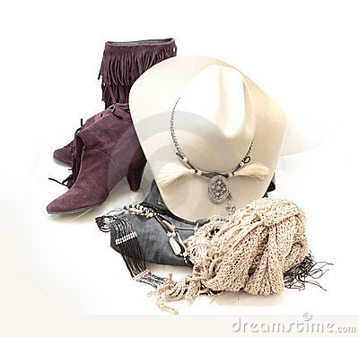 Stetson and accessories
