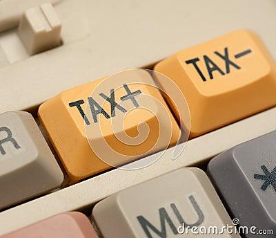 Steuerzunahme