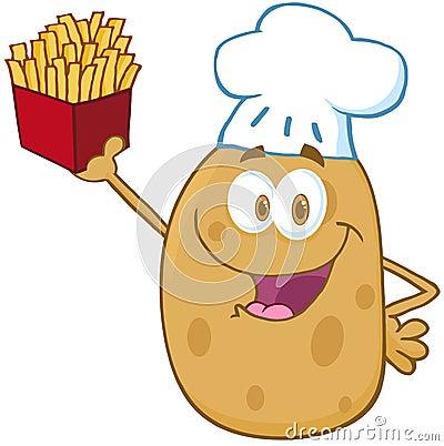 Afbeeldingsresultaat voor aardappel tekening
