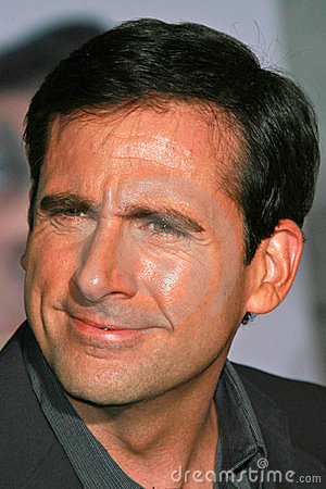 Steve Carell Editorial Photo