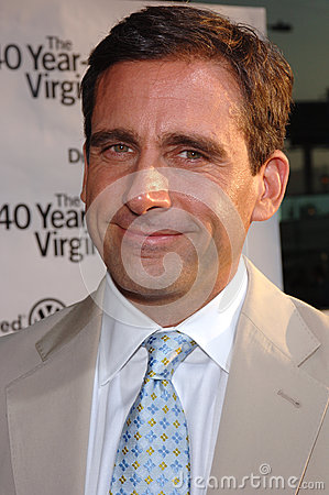 Steve Carell Editorial Photography