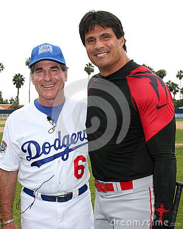 Steve Garvey Editorial Stock Photo