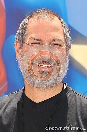 Steve Jobs Editorial Image