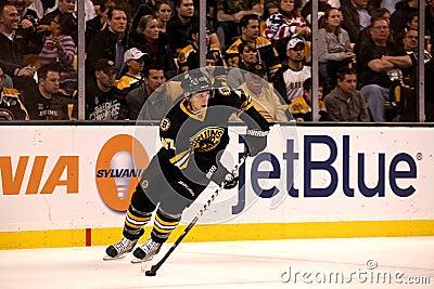 Steve Kampfer Boston Bruins Editorial Image