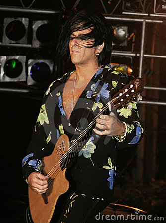Steve Stevens Editorial Stock Photo