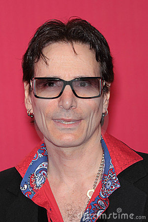 Steve Vai Editorial Stock Photo