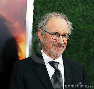 Steven Spielberg Redaktionelles Stockfotografie