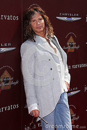 Steven Tyler Editorial Photography