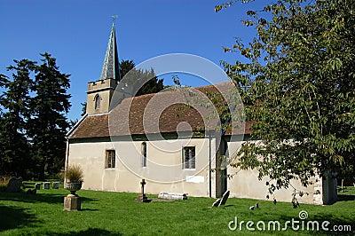 Steventon Church of Jane Austen