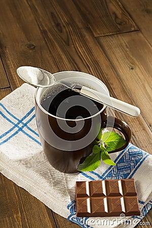 Stevia diet chocolate