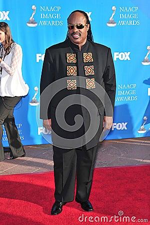 Stevie Wonder Editorial Image