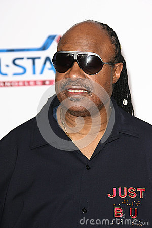 Stevie Wonder Editorial Stock Photo