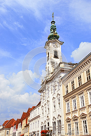 Free Steyr, Upper Austria Stock Photography - 44520642