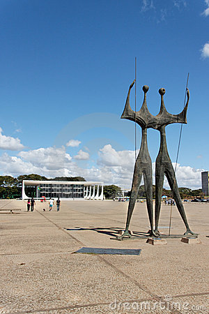 Free STF In Brasilia Royalty Free Stock Photos - 6430928