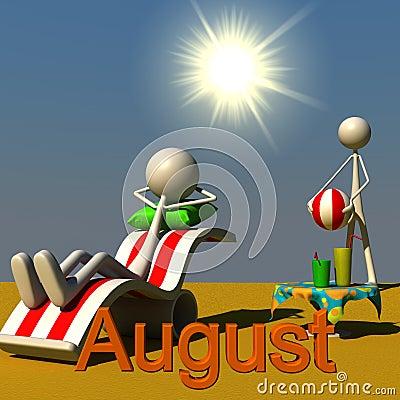 Stickman August