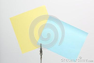 Sticky Note in clipe